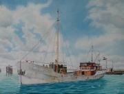 Zeehaven Terneuzen vorige eeuw
