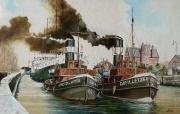Antwerpen in de jaren 50, vorige eeuw