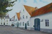 Thorn het witte stadje in Limburg