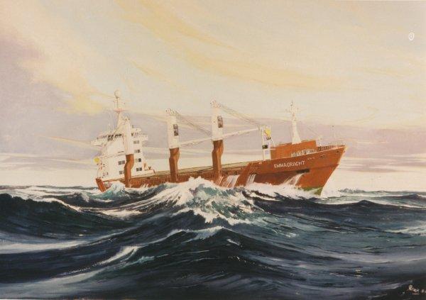 Emmagracht, rederij Spliethoff