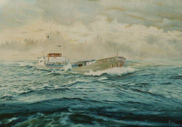 Kusttanker Victor H