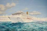 Cruiseschip Oriana P&O