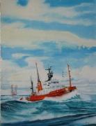 Zeesleper santania van ITC