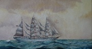 Portugees opleidingschip SAGRES II