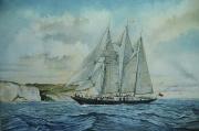 Opleidingsschip Sir Winston Churchill